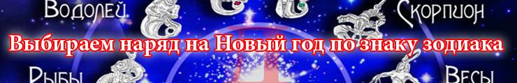 Выбираем наряд на Новый год 2017 по знаку зодиака