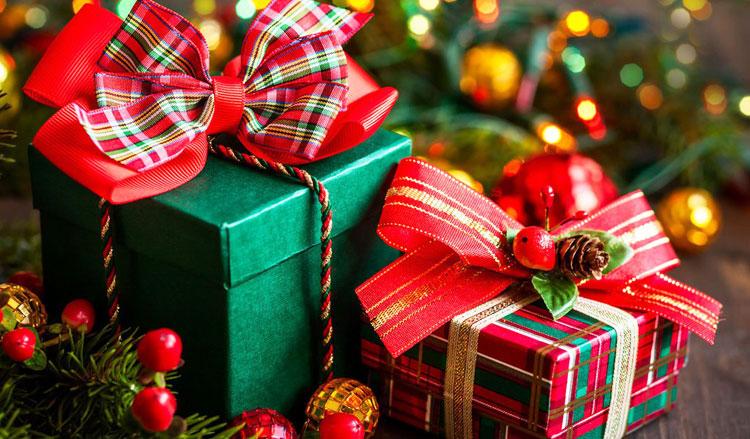 Что подарить близким на Новый год