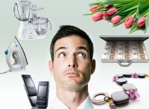 Как выбрать подарок жене на 8 марта