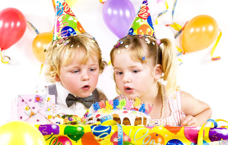 Правила празднования дня рождения ребенка