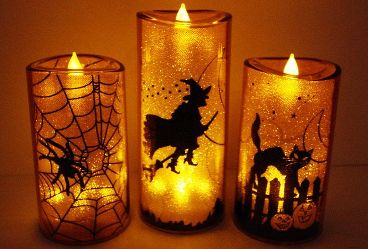 Как украсить квартиру на Хеллоуин
