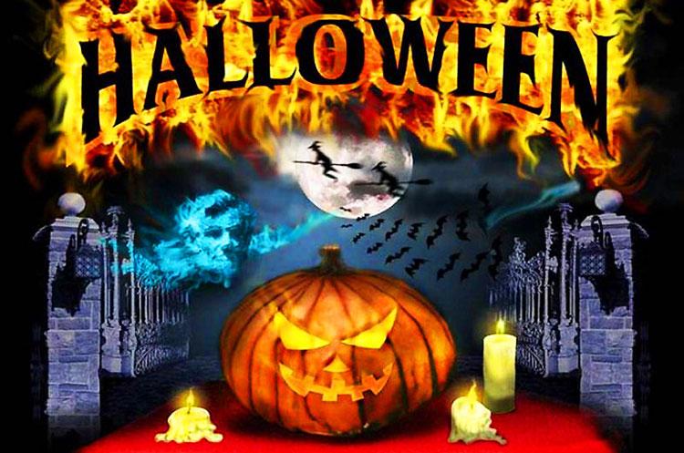 Как организовать жутко веселую вечеринку на Хэллоуин