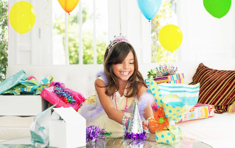Идеи для дня рождения девочки