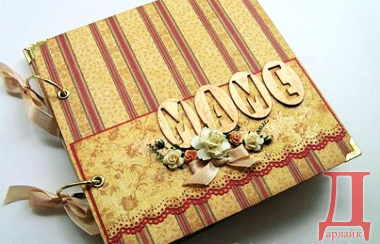 Что подарить маме на Новый год - подарок своими руками