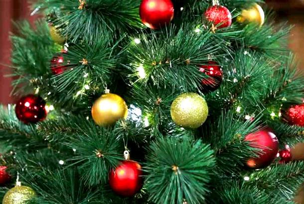 Как правильно украсить на Новый год ёлку