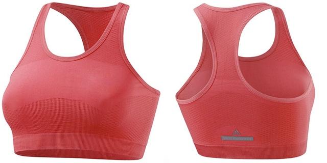 Новогодний подарок - спортивное бра Adidas by Stella McCartney