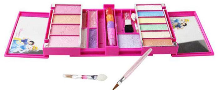 Косметика и парфюмерия в подарок девочке на семь лет