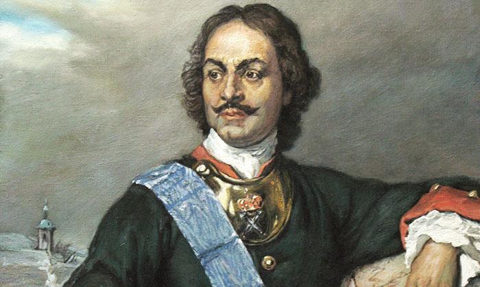 Царь Пётр Первый на детском дне рождении в пиратском стиле