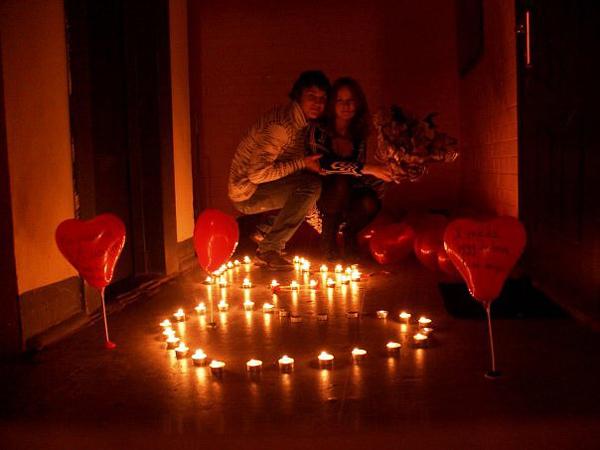 Поздравления с днём рождения со свечами