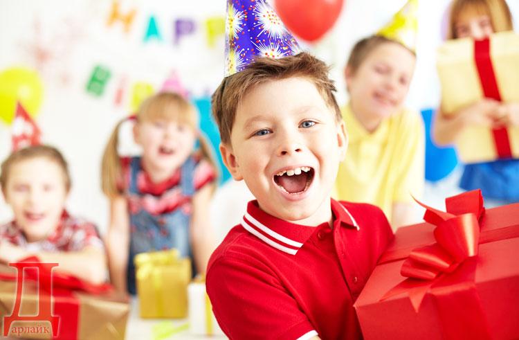 Что подарить ребёнку на день рождения 1, 2, 3, 4, 5 лет: креативные идеи