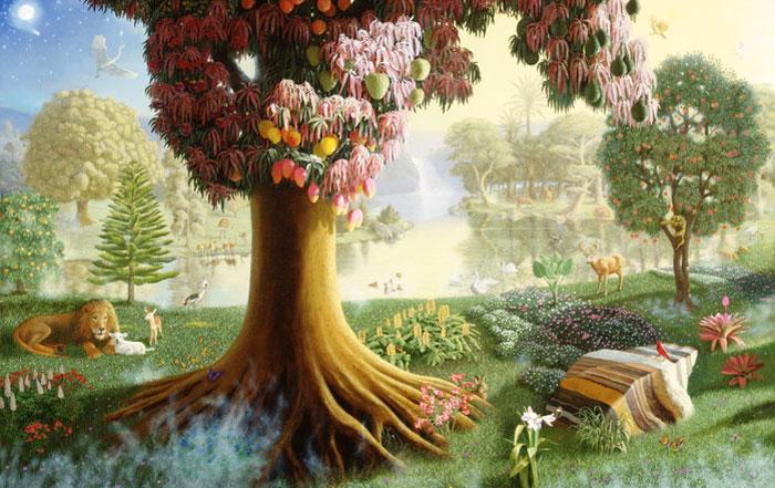 Эдемские сады