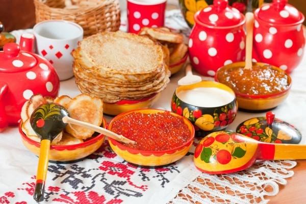 Обряды во время праздника Масленица