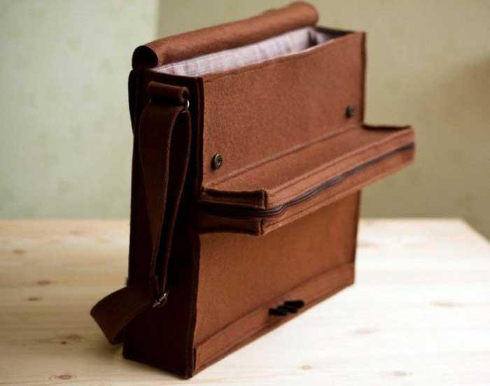 Сумка в форме пианино